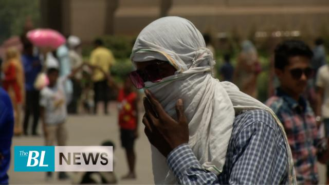 Northern India grapples with severe heat wave