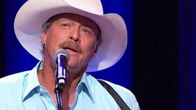 Alan Jackson honors wife with emotional ballad 'I'd Love You All Over Again'