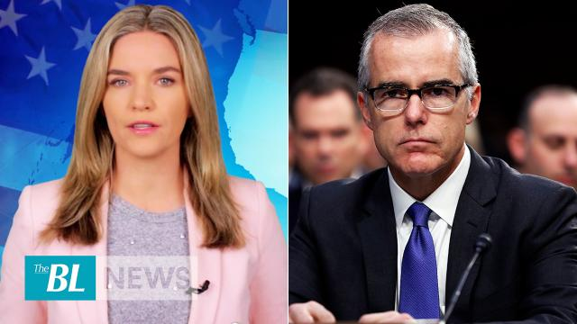 Andrew McCabe could face criminal charges, as DOJ rejects last-ditch Appeal