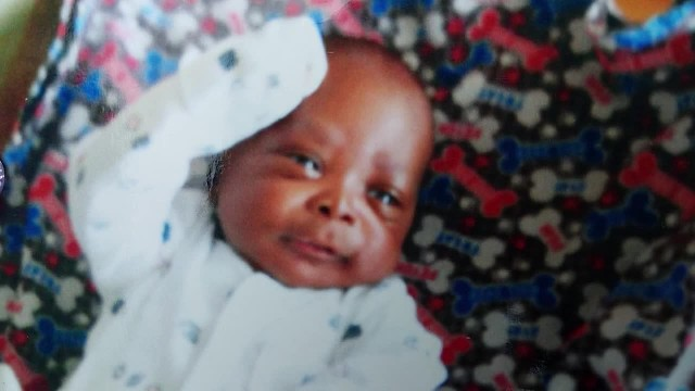 Police: Newborn dies after beaten in mom's arms