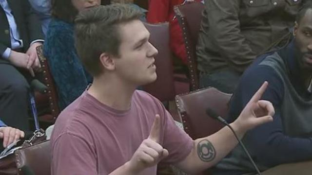 Young pro-life activist dismantles major abortion argument in matter of minutes