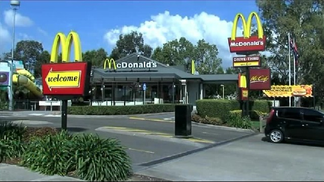 Loyal McDonald's worker with Down Syndrome retires after bringing smiles to customers' faces for 32