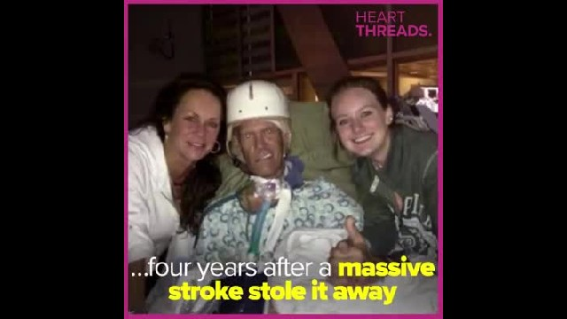 Doctors say take him off life support, but his wife surprises all the doctors