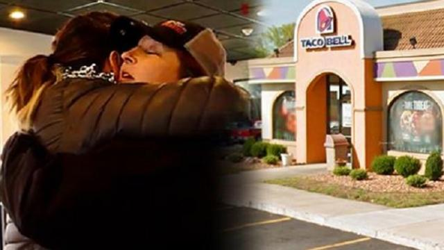 Taco Bell employee credited with saving choking woman's life after performing Heimlich