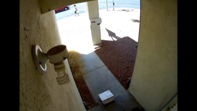 People Kept Stealing His Packages, So He Put Dog Poop In A Box And Quietly Waited