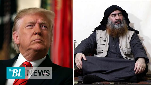 TheBL news in 3 - ISIS leader confirmed dead after US raid in Syria