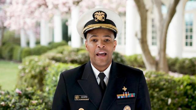 U.S. surgeon general's message to young people
