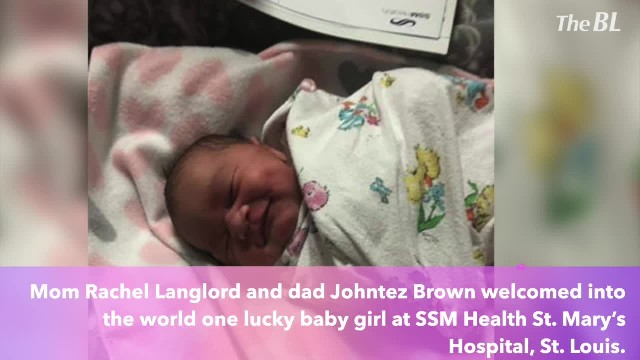 St. Louis baby born 7:11 weighing 7 lbs., 11 oz. at 7-11
