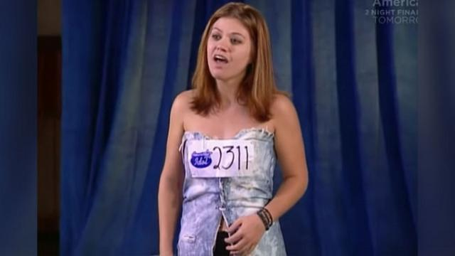 "Watching Kelly Clarkson's original ""American Idol"" audition is pure nostalgia."