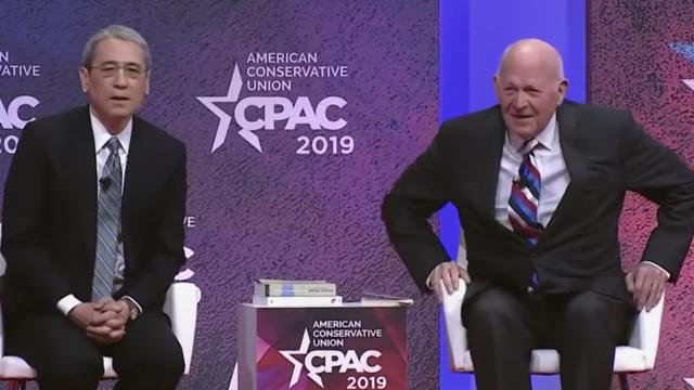 CPAC 2019 - The Gathering Storm_ Would We Still Ignore Churchill's Warning Today