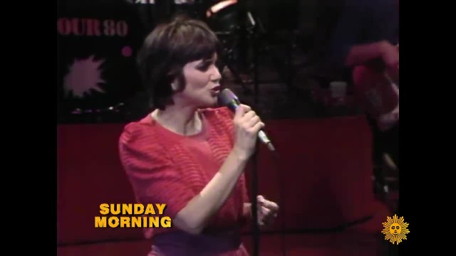 In revealing interview Linda Ronstadt comes clean making interview's eyes bulge