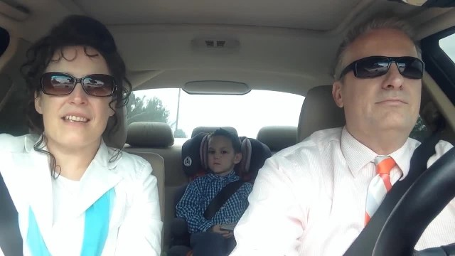MOM LEFT HER SON ALONE WITH THE GRANDPARENTS, BUT HAD NO IDEA THIS WOULD HAPPEN IN THE CAR
