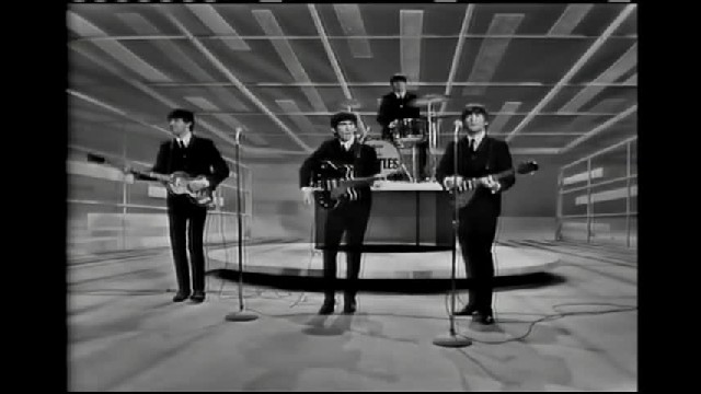 55 Years Ago, 'The Beatles' Performed This Hit on The Ed Sullivan Show and Changed The World Forever