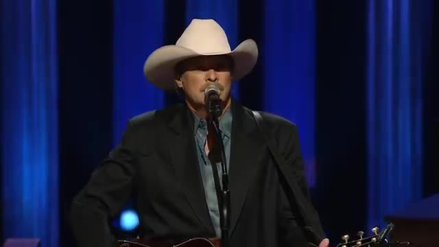 Remember when Alan Jackson refused to finish his song at CMA Awards? 1