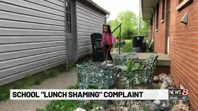 Kindergartner 'lunch shamed,' family calls for school policy change