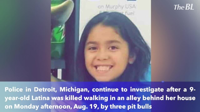 Neighbor- 'You could hear the screaming' in deadly mauling of 9-year-old girl by pit bulls