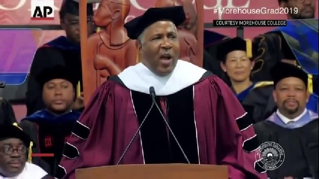 Billionaire pledges to pay student debt for 2019 class at historic black US college