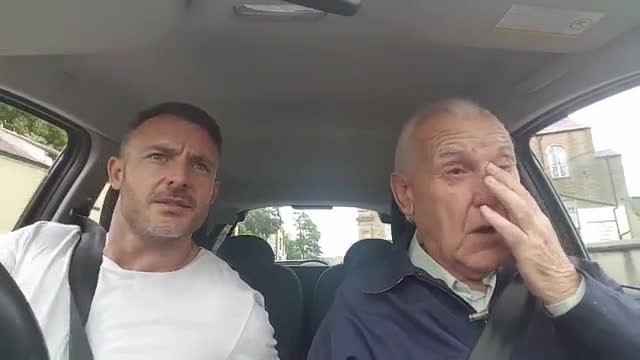 Dad has Alzheimer's, next words that come out of his mouth his son will never forget
