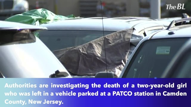 Toddler found dead in vehicle at PATCO station in Lindenwold, New Jersey