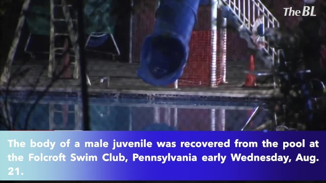 Body of juvenile boy recovered from pool at Folcroft Swim Club, Pennsylvania