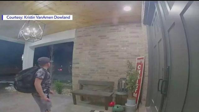 Video: 10-year-old runs for safety after men attempt to lure him into car with candy