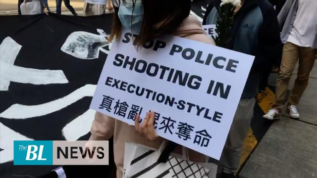 Memorials and protests in HK after student death