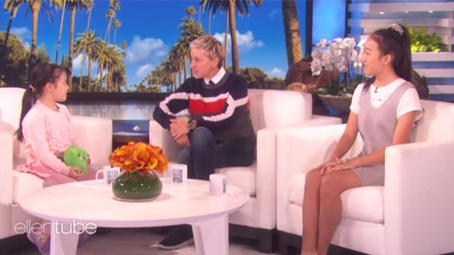 Watch: 6-year-old piano prodigy impresses Ellen