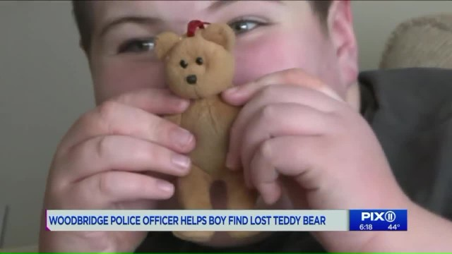 Boy With Autism Franticly Calls 911 Over Missing Teddy Bear Then They Come To The Rescue