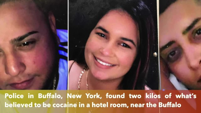 2 kilos of suspected cocaine found in Buffalo hotel where missing Florida trio stayed