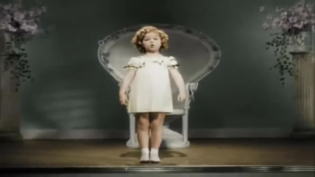Shirley Temple's Iconic Performance From 80 Years Ago Still Captures Our Heart Today