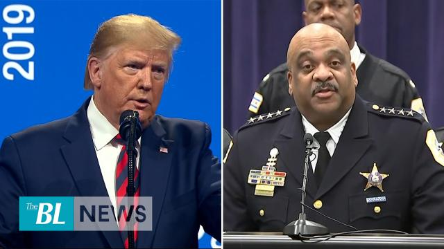 Trumps feud with Chicago Top Cop ramps up