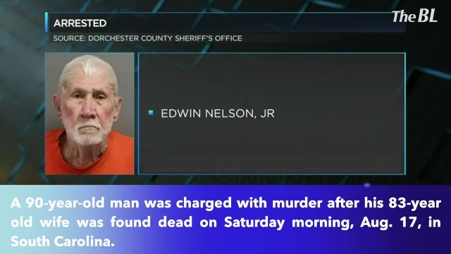South Carolina man, 90, gets arrested for murdering 83-year-old wife