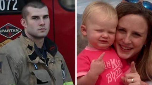 When fireman who killed pregnant mom in accident bumps into her husband, an unpredictable turn of ev
