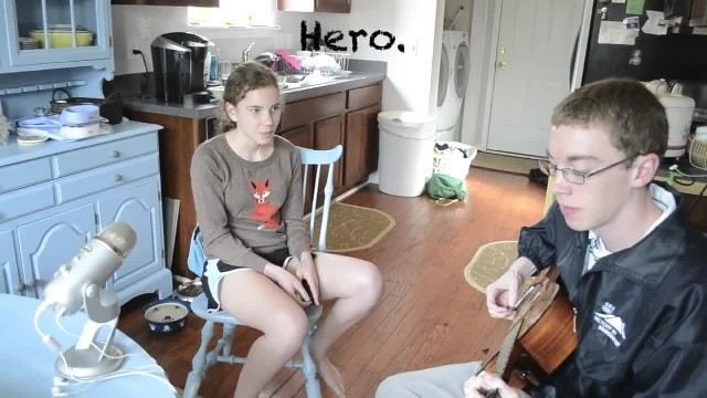 Brother-Sister Duo Shares Incredible Singing Talent With The World