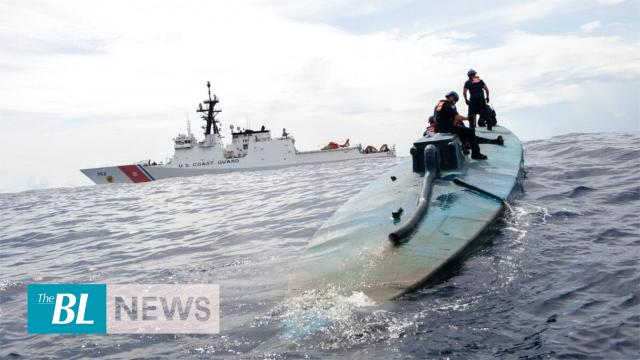 Peruvian Navy intercepts narco-submarine