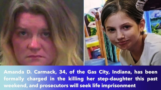 Stepmom who choked 10-year-old girl to death because she was 'very angry' might spend life in prison