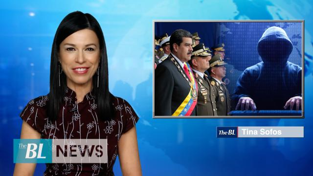 "Hackers steal ""secrets"" from Nicolás Maduro's regime"