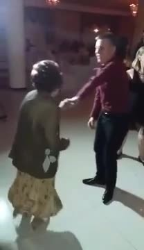 An 87-year-old grandma tears up the dance floor with some epic moves