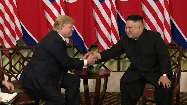 The BL News—The second United States and North Korea Summit begins in Hanoi Vietnam