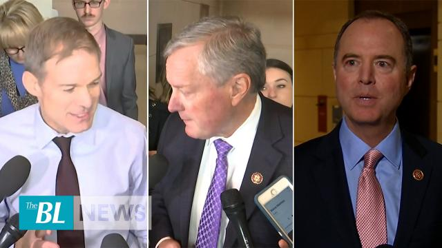 Dems announce open impeachment hearings - Mark Meadows- It's getting easier to defend the President