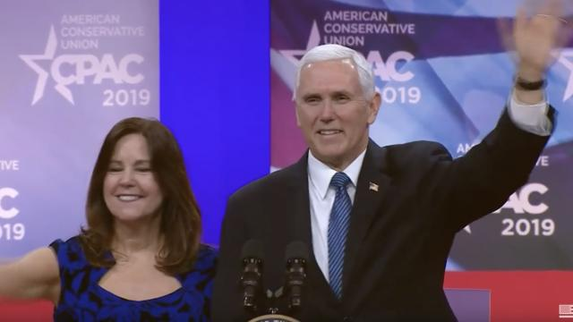 CPAC 2019 - Speech by Vice President Mike Pence denouncing Socialism