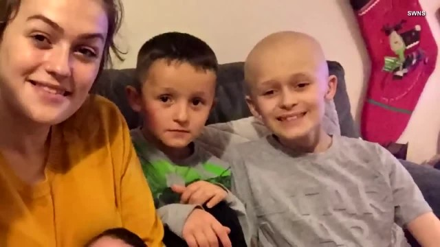 A boy with cancer wanted to live to meet his baby sister. His next words will inspire us forever