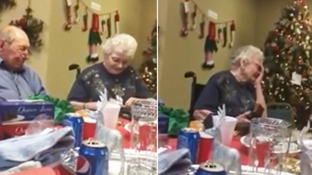 Husband surprises wife of 60+ years with sparkling new engagement ring