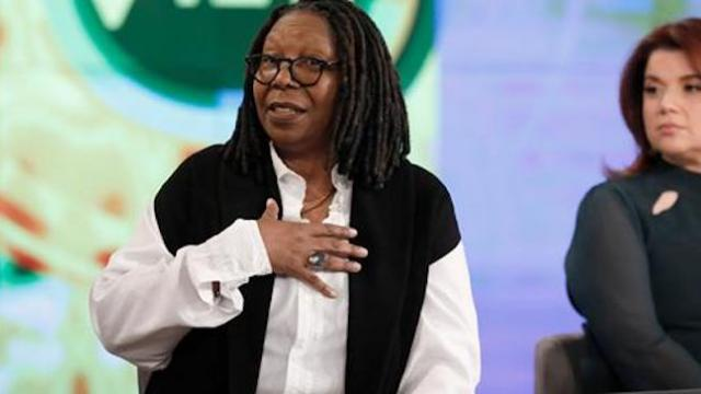 Whoopi Goldberg admits she came 'very close to leaving this earth'