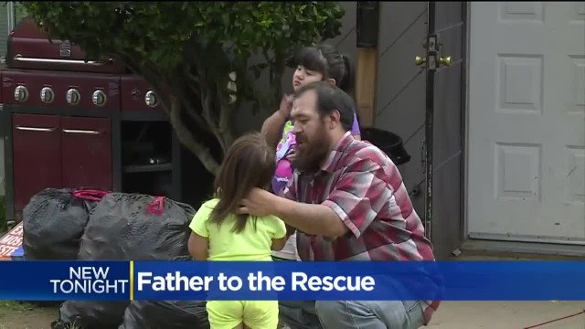 Dad Knocks Out Kidnapper, Saves Daughter At Park