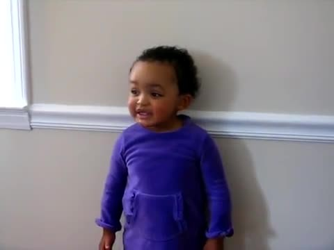 When dad asked his daughter to sing 'Amazing Grace' she quickly stole my heart