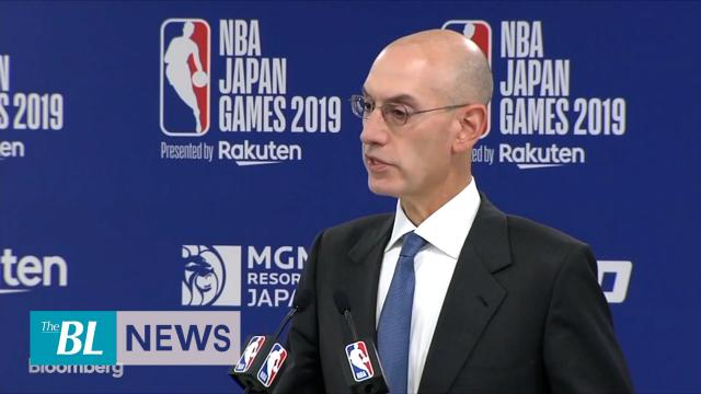 NBA: League supports freedom of speech, 'live with those consequences'
