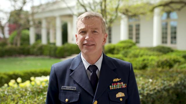 Rear Admiral Brown: How to stop the spread of CCP virus