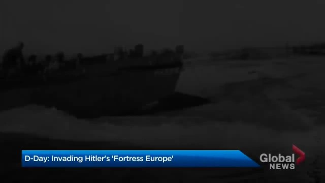D-Day How the Allies broke through Hitler's 'Fortress Europe'