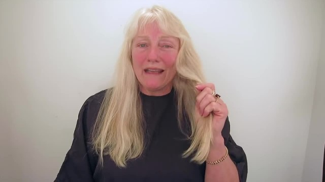 Mom Goes To Salon With Long White Hair. Her DRASTIC Transformation Is Just WOW!
